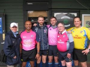 PRP Match Officials