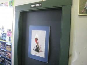 Pelican Door